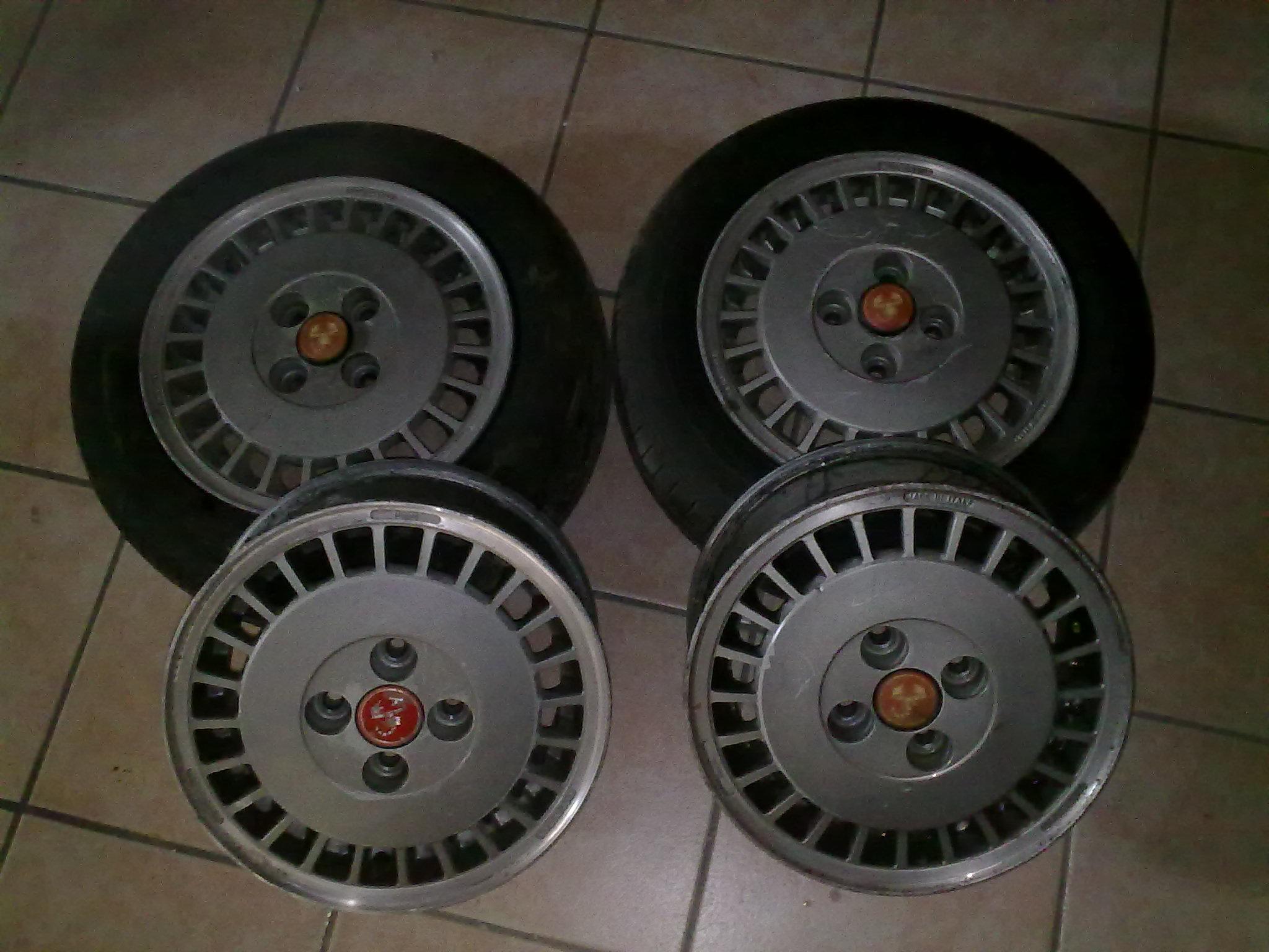 Cerchio Fiat Uno